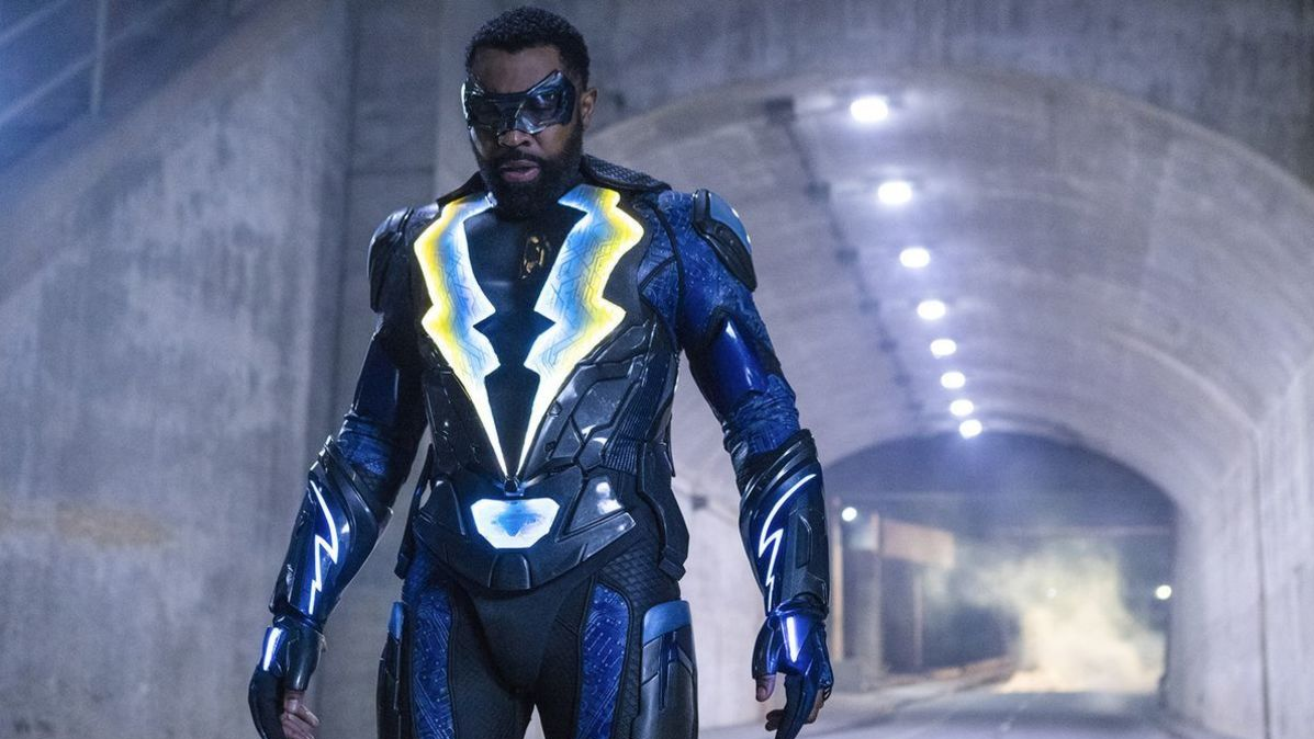 Cress Williams Seemingly Confirms That Black Lightning Will Appear In The Arrowverse's Crisis On Infinite Earths