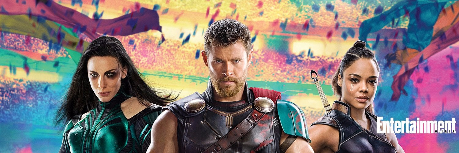 Thor Has No Hammer And Short Hair In The First Image From Thor: Ragnarok