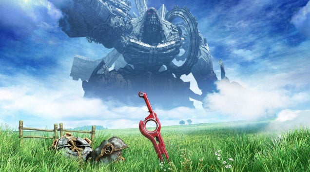We're Not Crazy About Xenoblade Chronicles 3D
