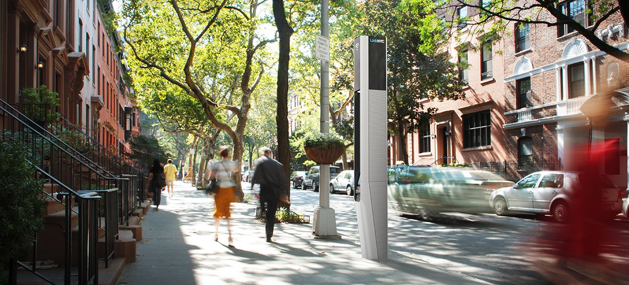 The Plan to Turn NYC's Old Payphones Into Free Gigabit Wi-Fi Hot Spots