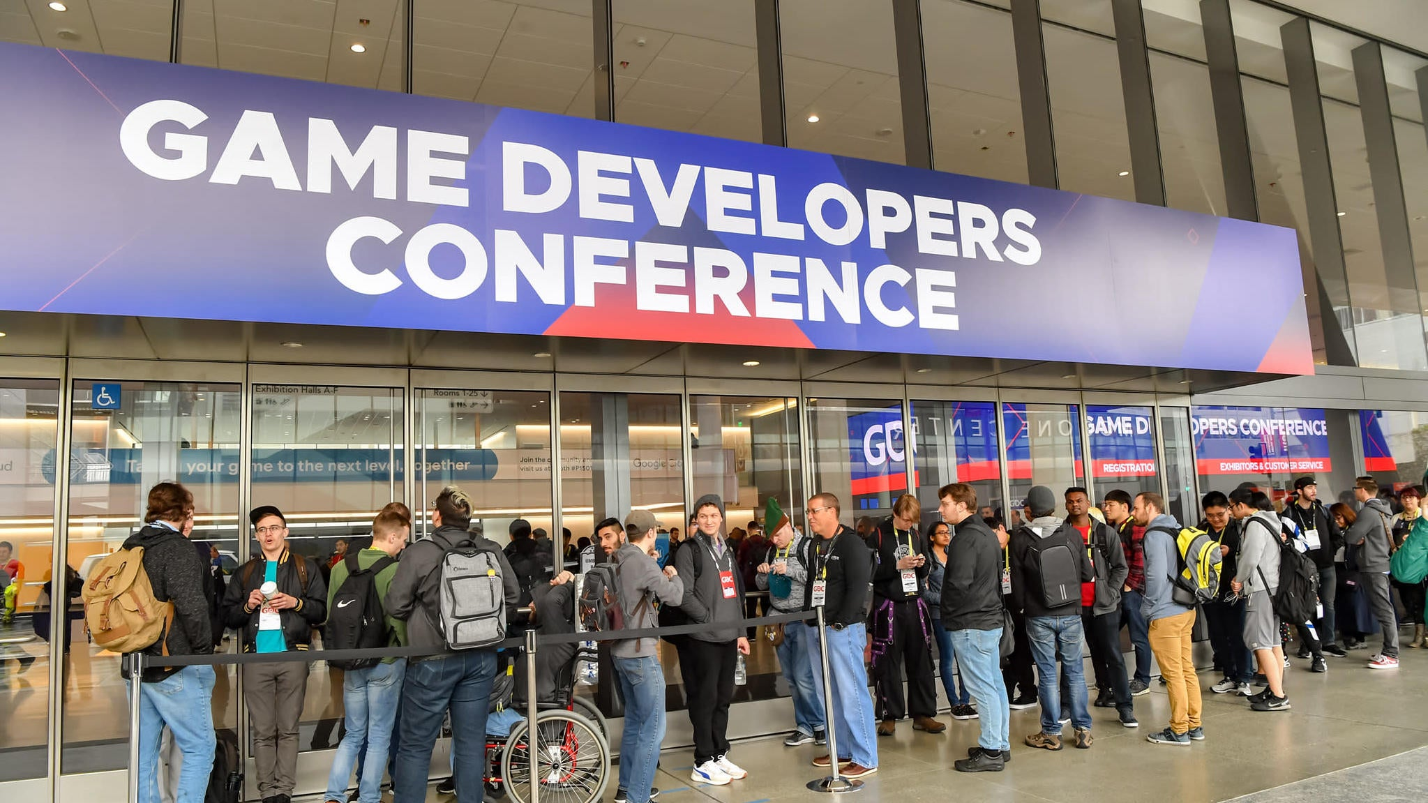 Game Developers Conference Has Been 'Postponed'