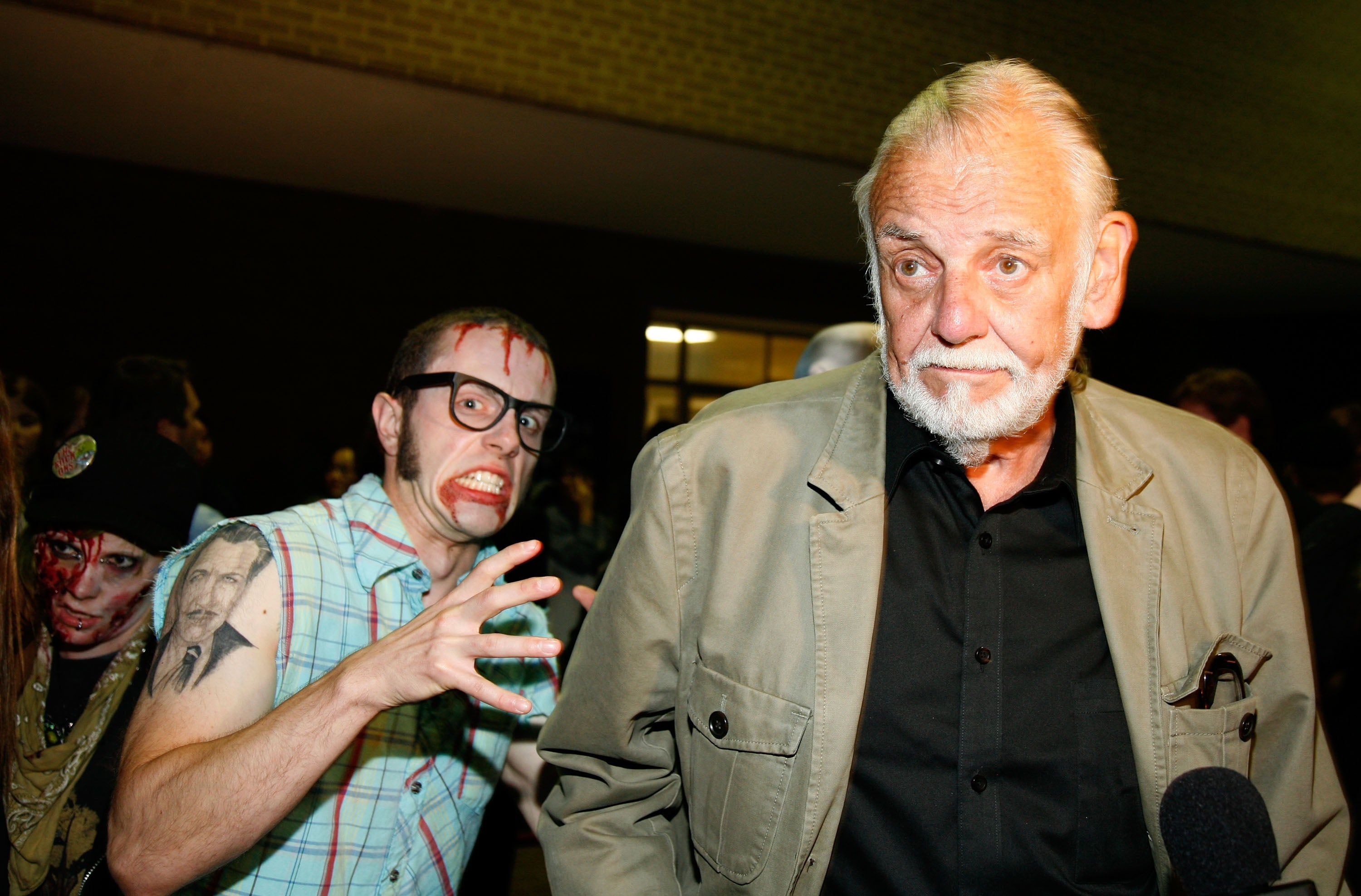 That Time George Romero Almost Directed A Resident Evil Movie
