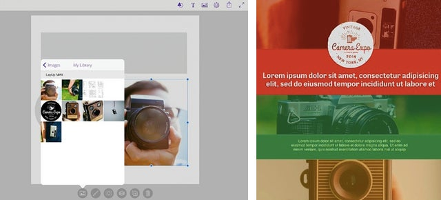 Adobe's Project LayUp Lets You Create Multimedia Layouts On The iPad