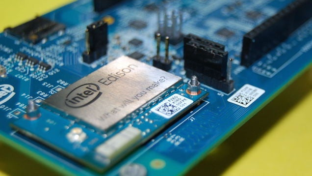 Where to Get Started with the Intel Edison