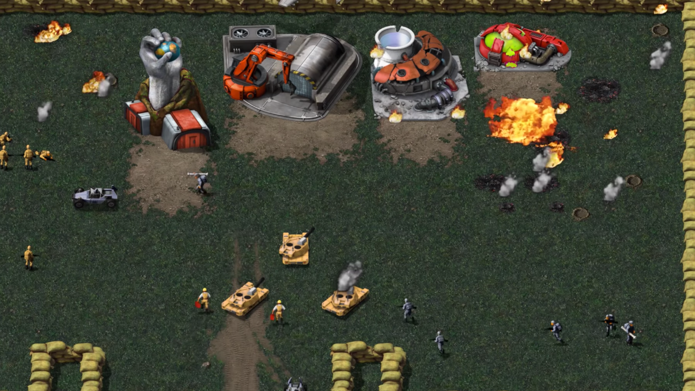 Command & Conquer Made Me A Strategy Cornball