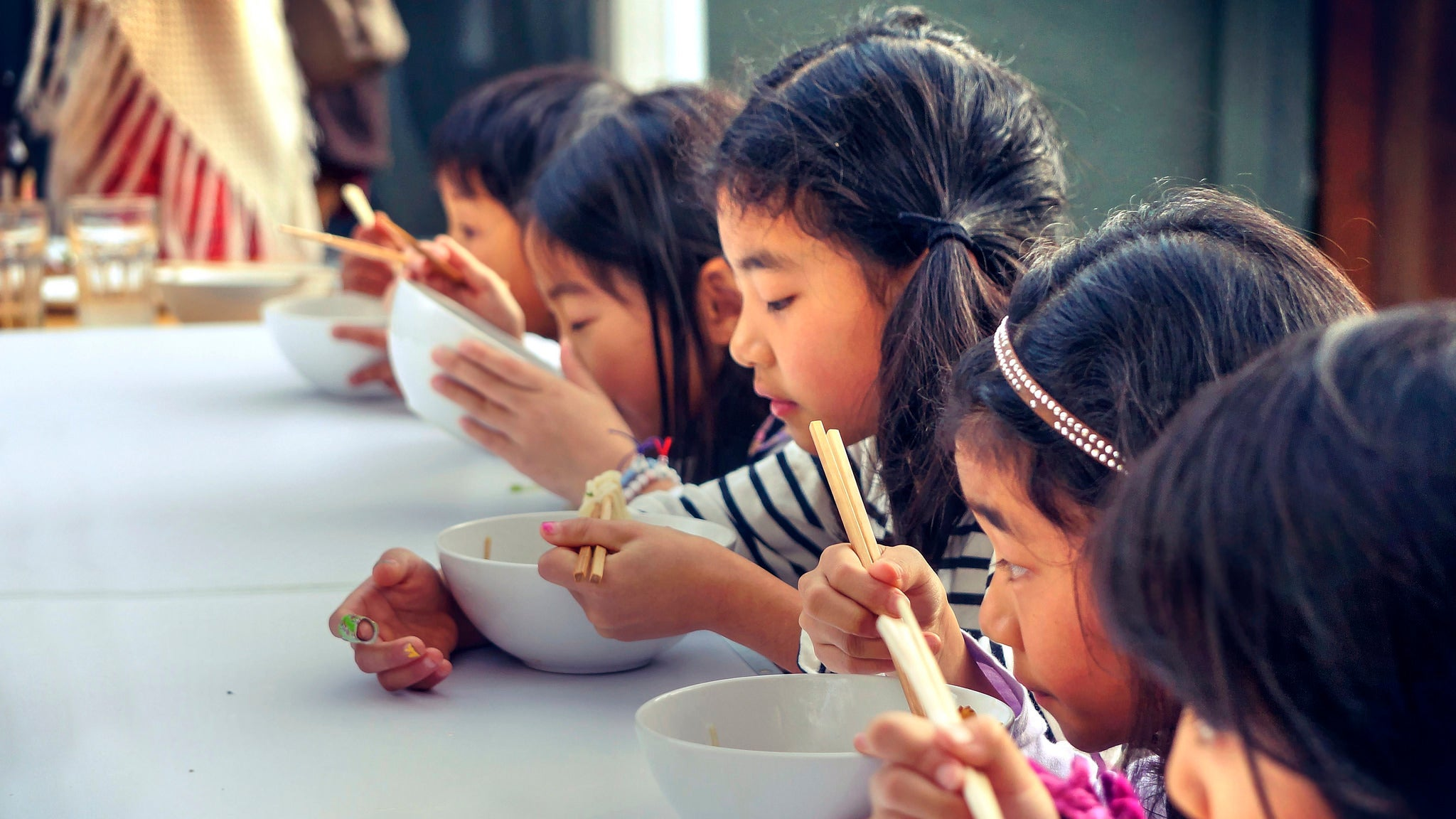 How To Get Kids To Eat Their Vegetables, According To Science