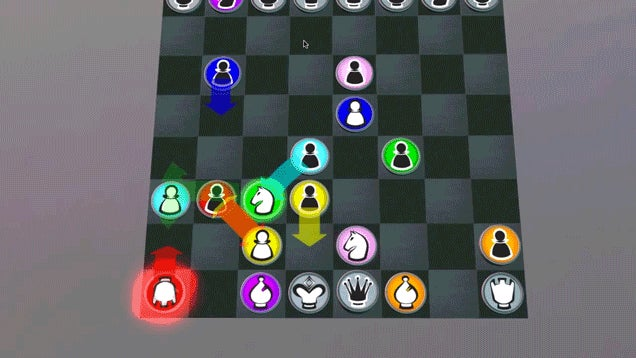 A 30 Second, 16-Player Version of Chess You Can Play For Free