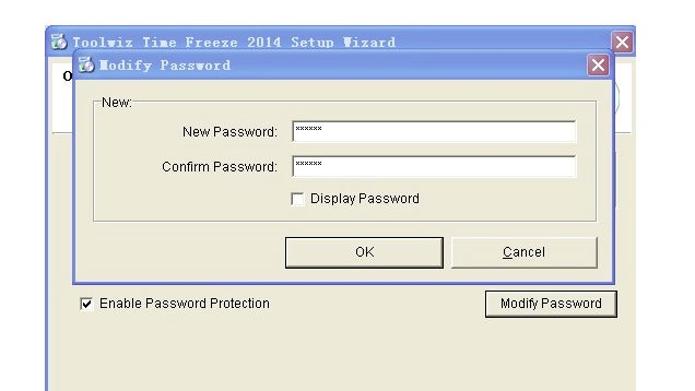 ToolWiz Time Freeze Protects Your PC's State With a Password
