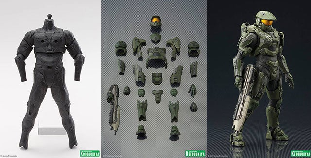New Halo Toys Are Very, Very Cool