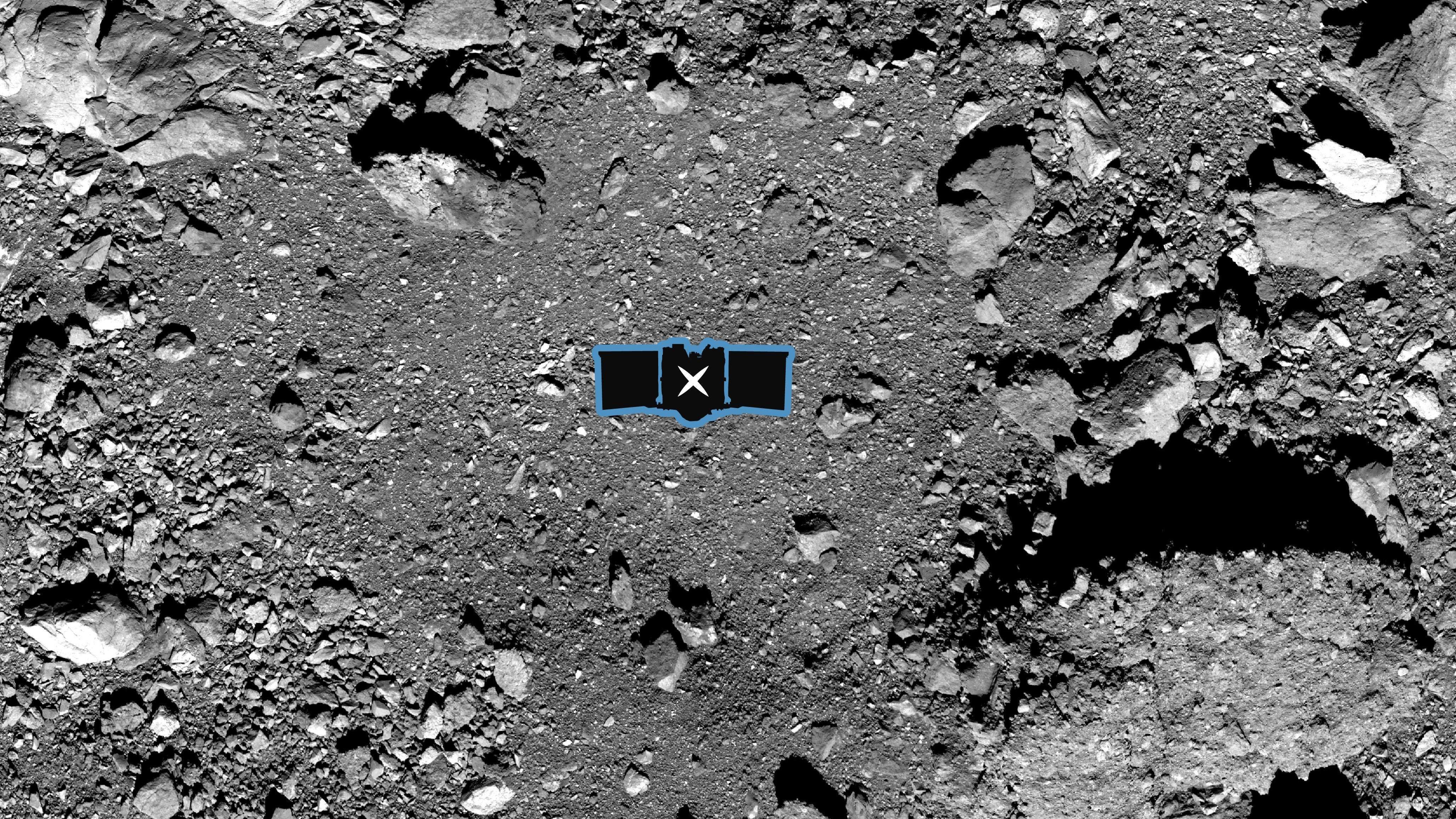 OSIRIS-REx Team Will Boop This Spot On Asteroid Bennu