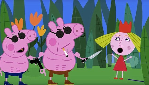 How To Protect Your Kids From Disturbing Fake Peppa Pig Videos On