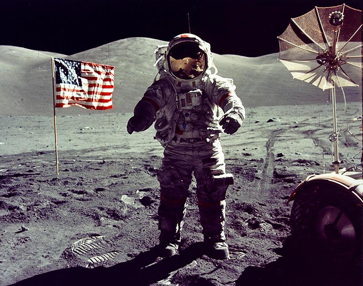 The Real Story Of Apollo 17, And Why We Never Went Back To The Moon