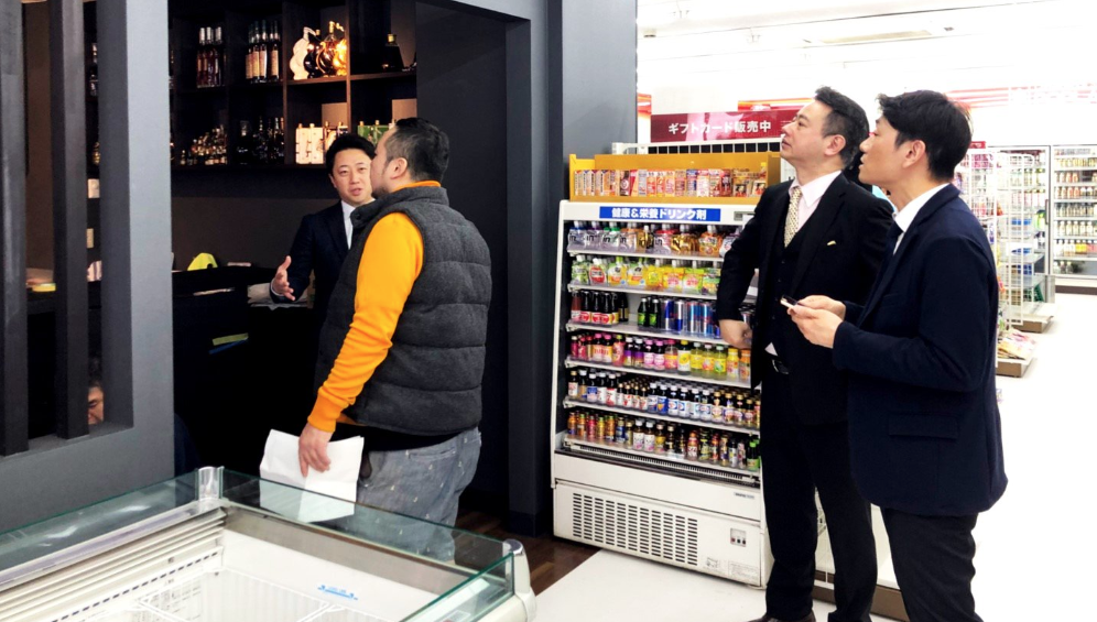 Japan's First 'Convenience Store Bar' Opens