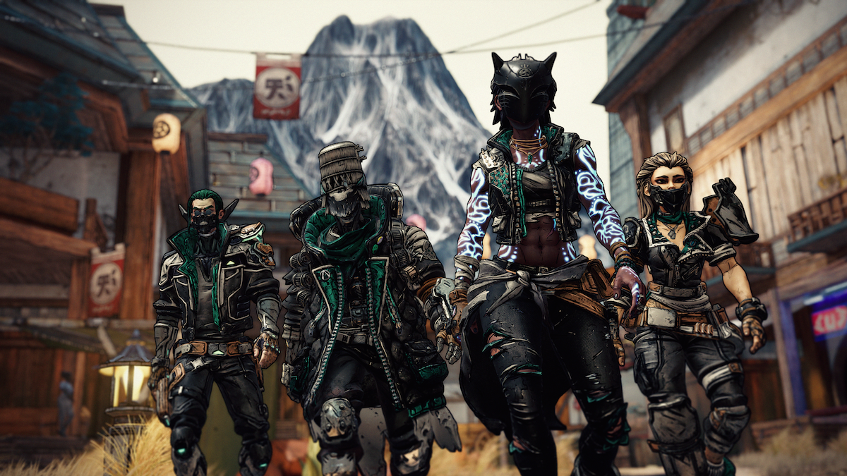Borderlands 3's Next Big Expansion Will Be A Western