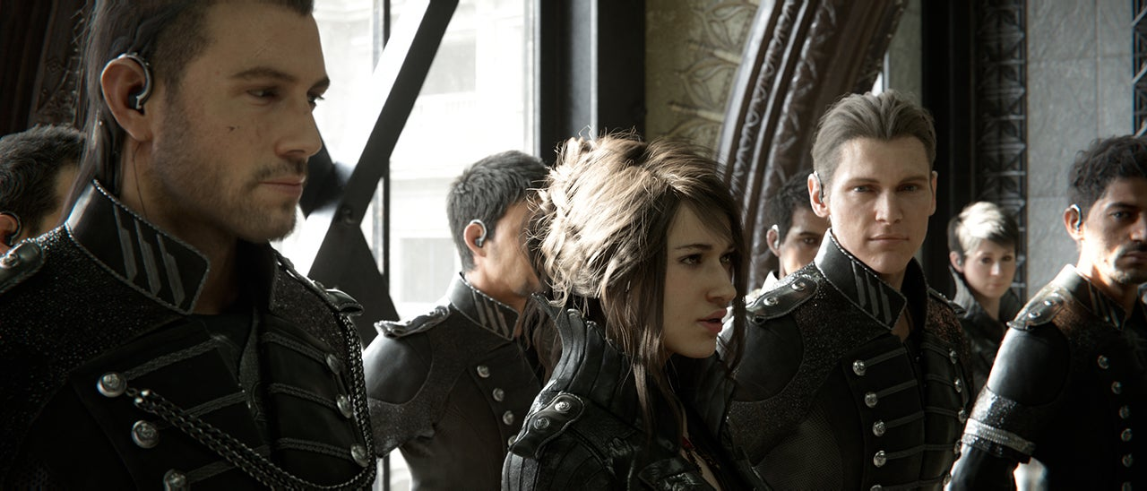 The Final Fantasy XV Spin-Off Movie Still Looks Incredible