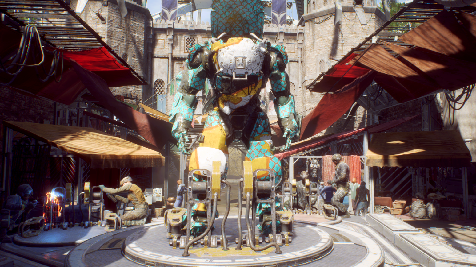 Anthem's First Demo Weekend Was A Mess