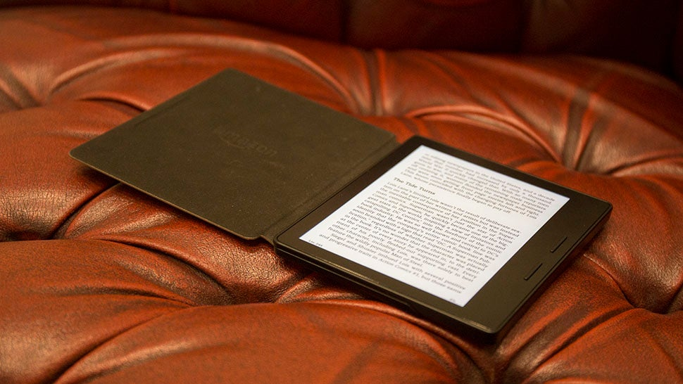 The Amazon Oasis is the Best E-Reader Ever Made