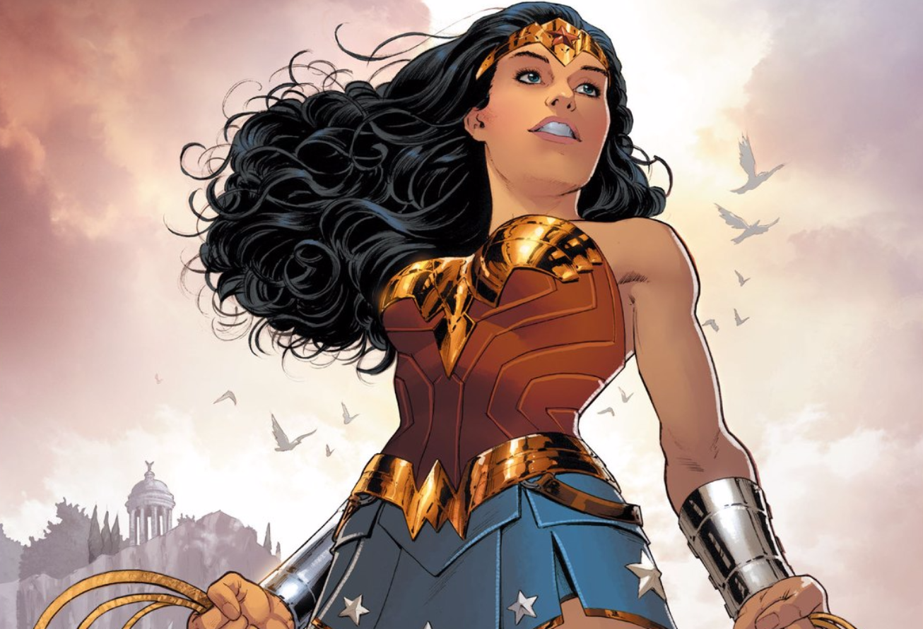 Wonder Woman Writer Says Haters Need To Get Over It