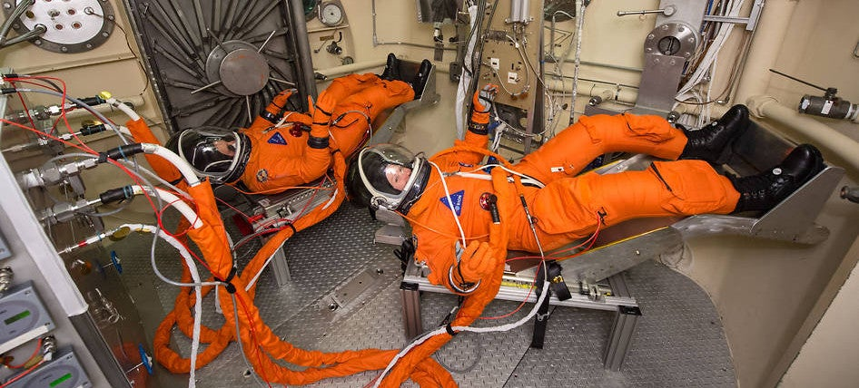This Is How NASA Tests Spacesuits Ahead of Missions