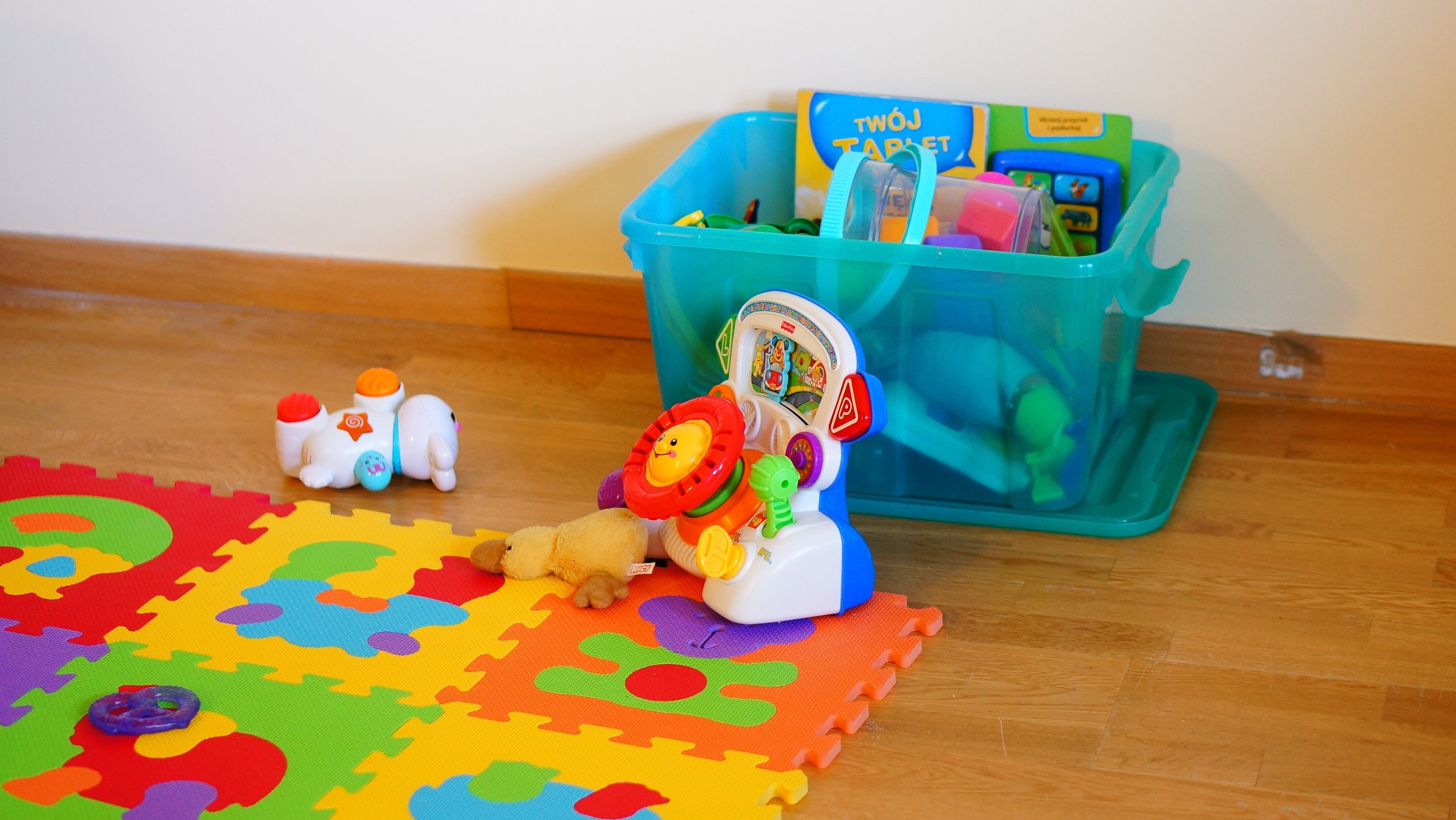 How To Quieten Down Your Toddler's Noisy Toys