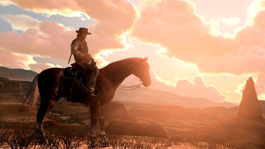 Red Dead Redemption Is All About Failure