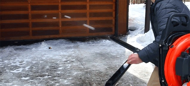 This Snowball Machine Gun Shoots Snowballs So Freaking Fast