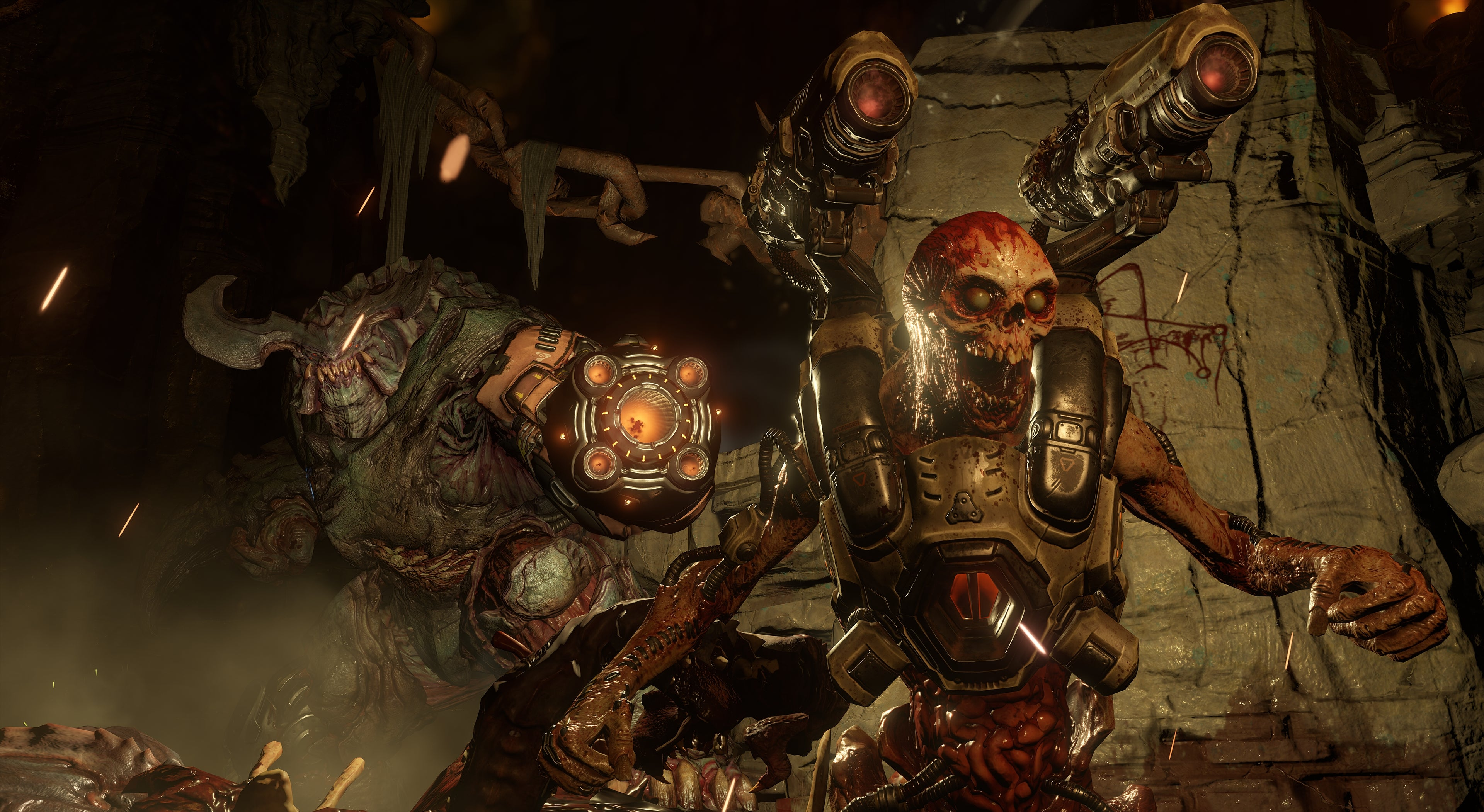 New DOOM Includes Awesome Secret For Old School Fans