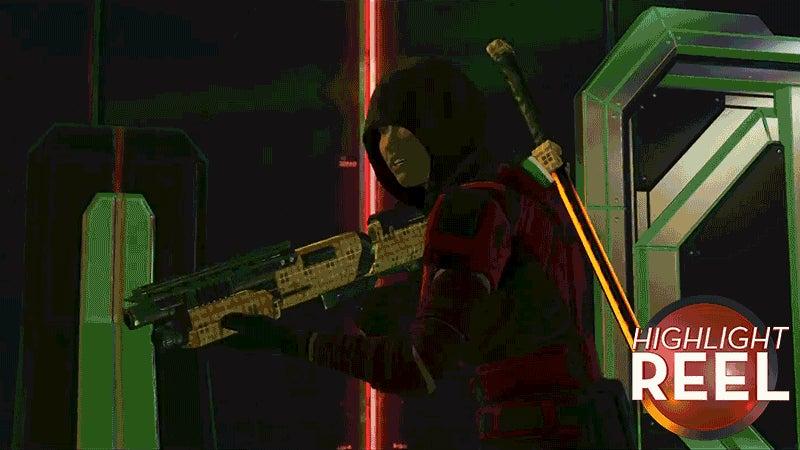 XCOM Snake Alien Can Bust A Move