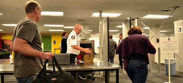 The TSA Is On the Lookout For Electronics That Won't Turn On
