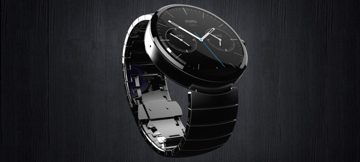 Moto 360: This Is Motorola's Slick Android Wear Powered Smartwatch