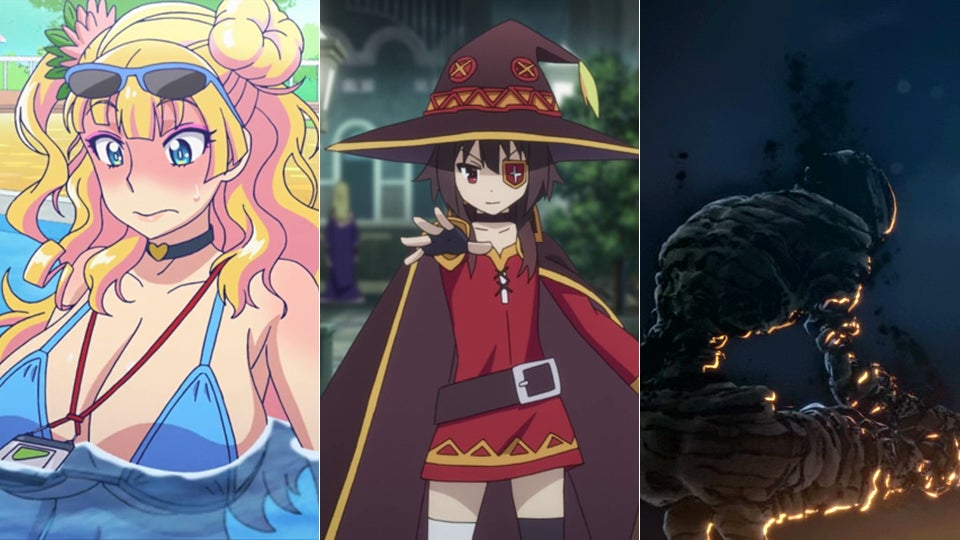Five Must-Watch Anime for Winter 2016