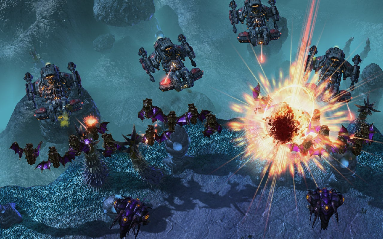 Blizzard And Google Will Pit DeepMind AI Against Starcraft 2