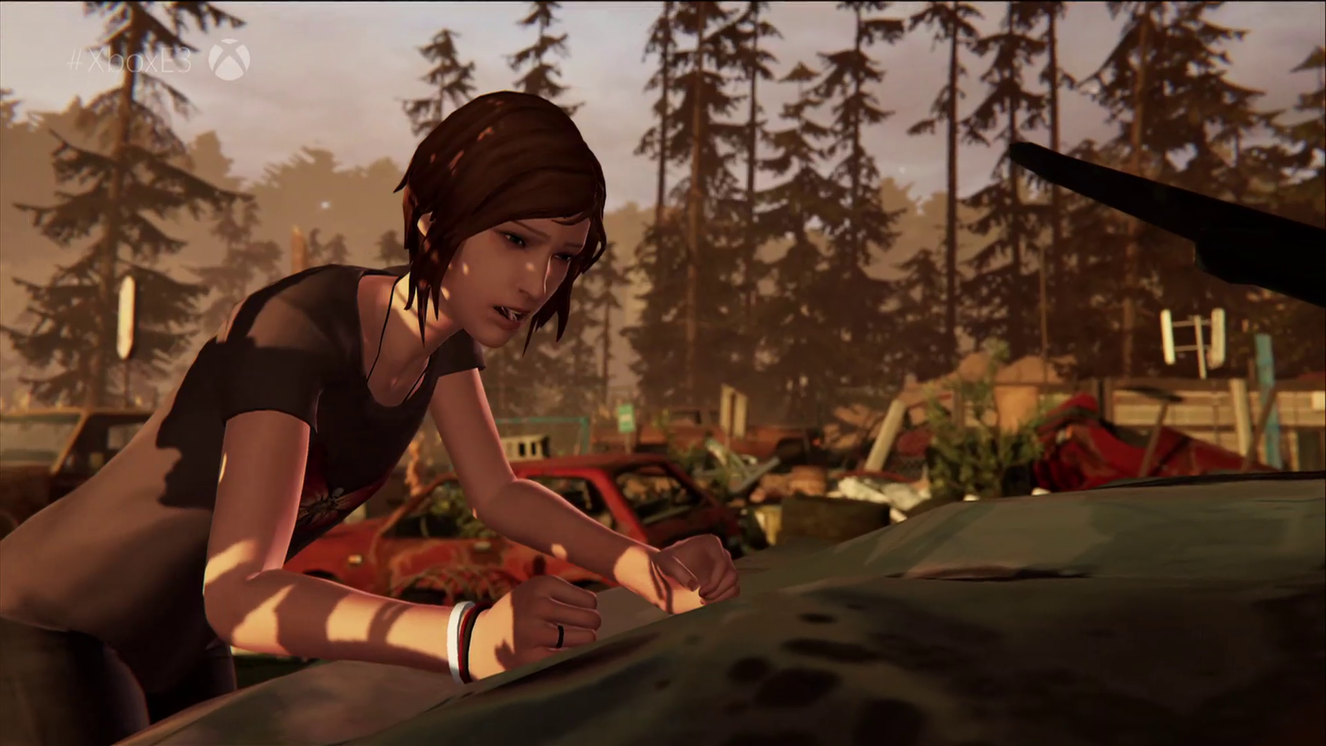 Life Is Strange: Before the Storm trailer features Chloe and Rachel
