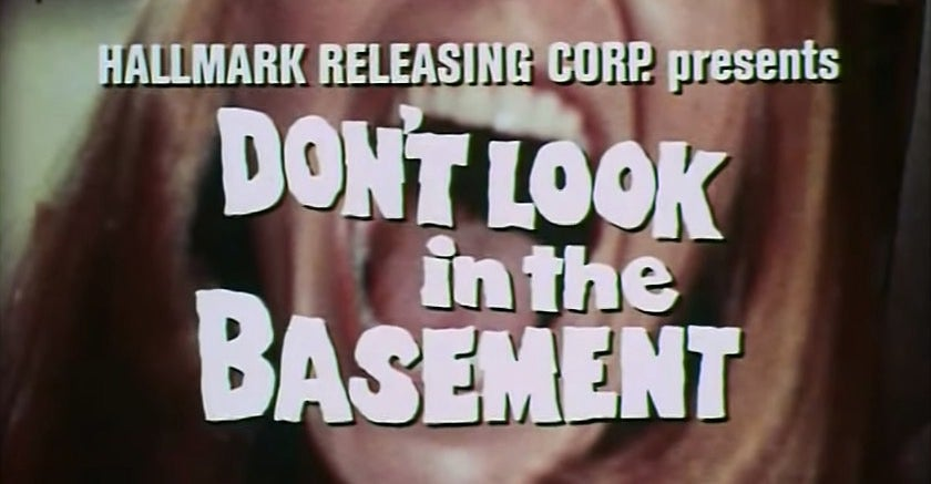 Cult Horror Film Don't Look in the Basement Gets a Sequel That Stays in the Family