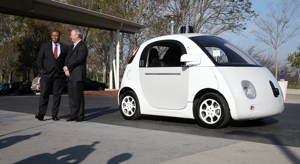 Everything You Need to Know About Obama's Autonomous Car Plan
