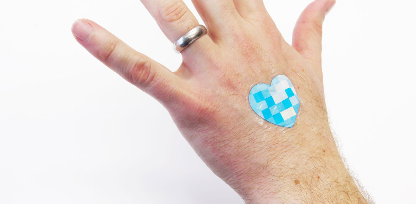 MC10's Wearable Sensors Are a First Step to Bioelectric Tattoos