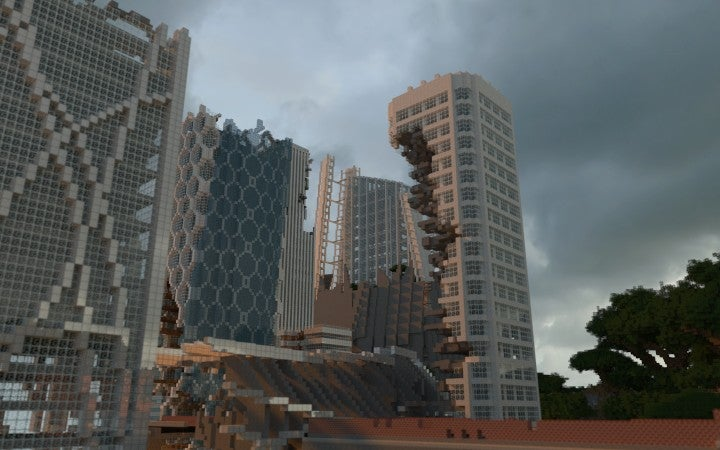 Spectacular Builds From Minecraft's