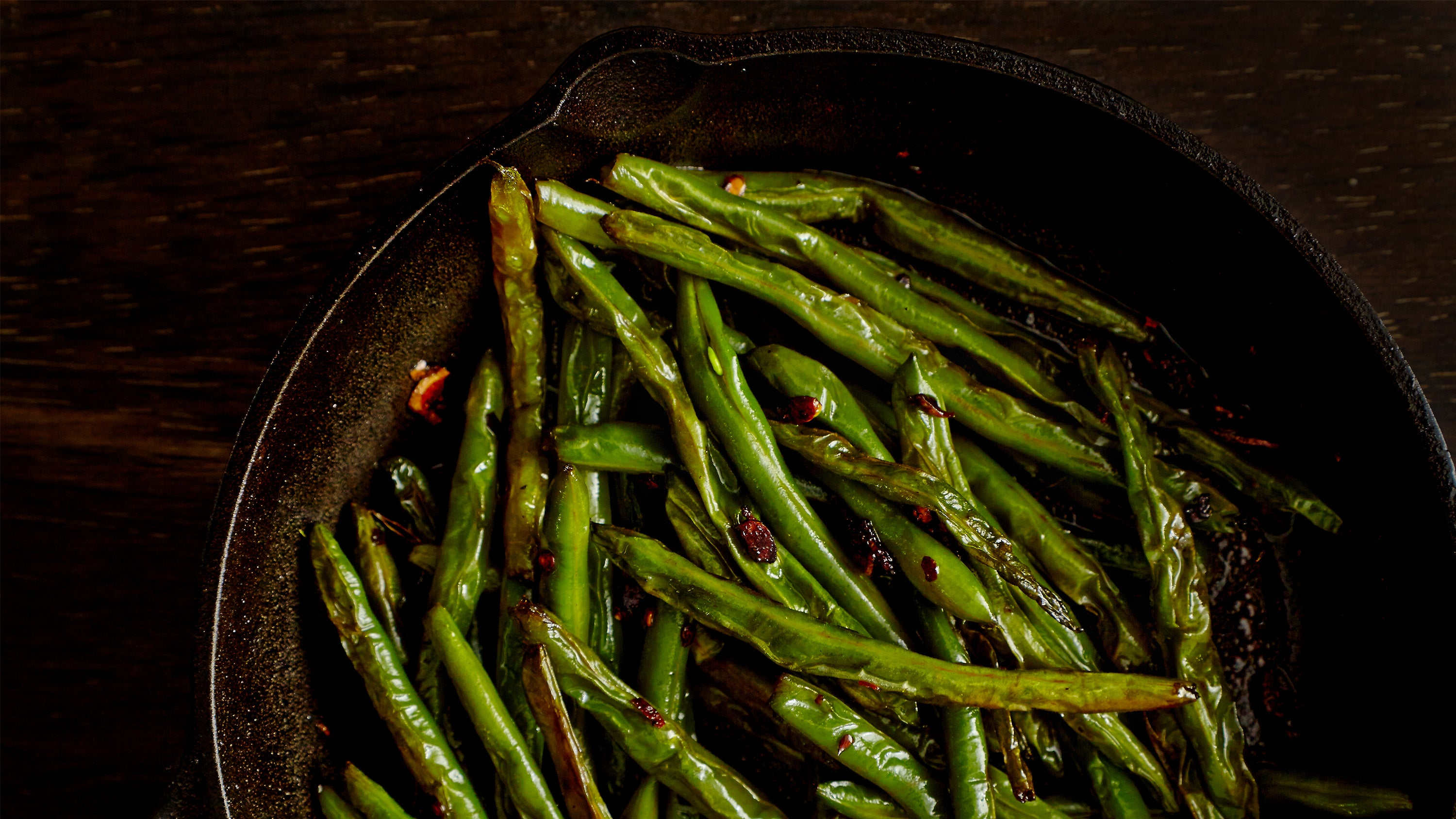 How To Make Green Beans Actually Taste Good