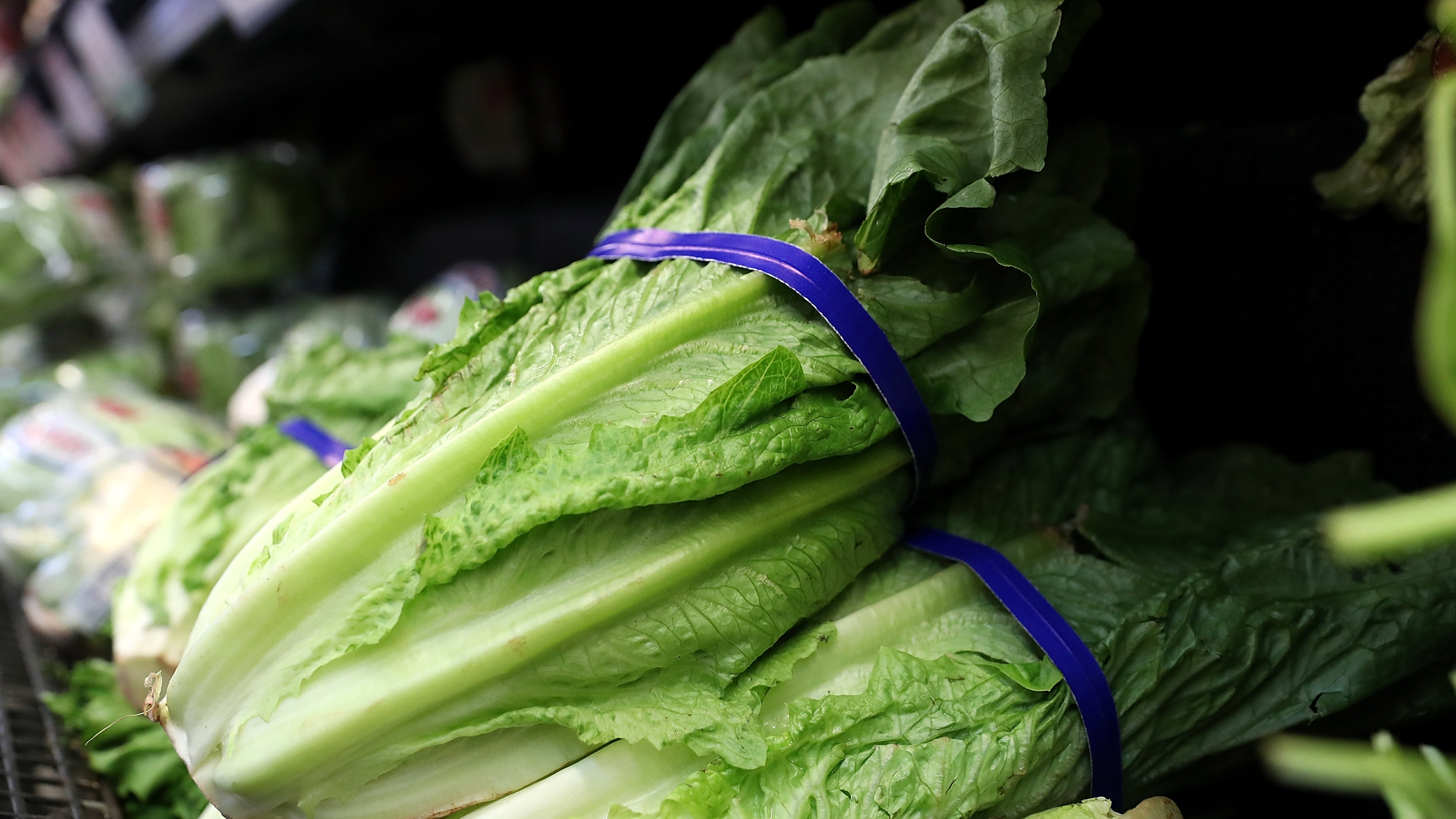 CDC Says Some Romaine Lettuce Is Now Safe To Eat – But Don't Break Out The Salad Tongs Yet