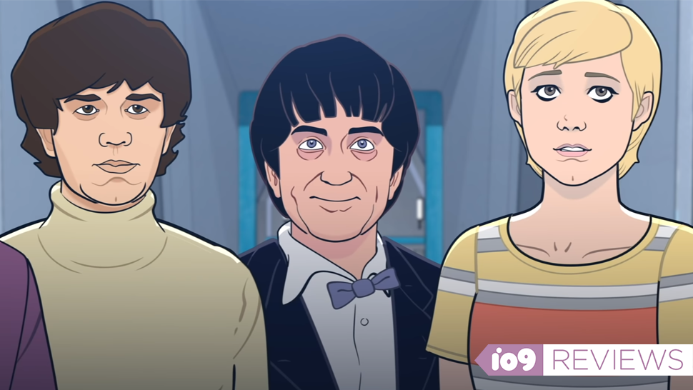 Doctor Who's Newest Animated Adventure Is A Truly Brilliant Rejuvenation