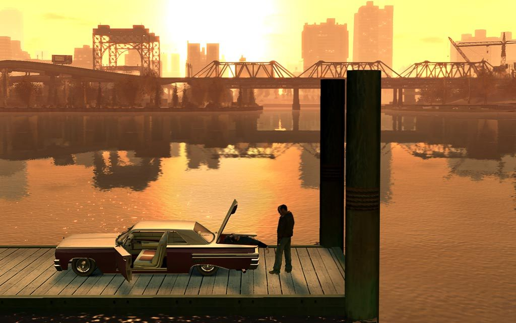 Rockstar Pulls David Bowie And More From GTA 4