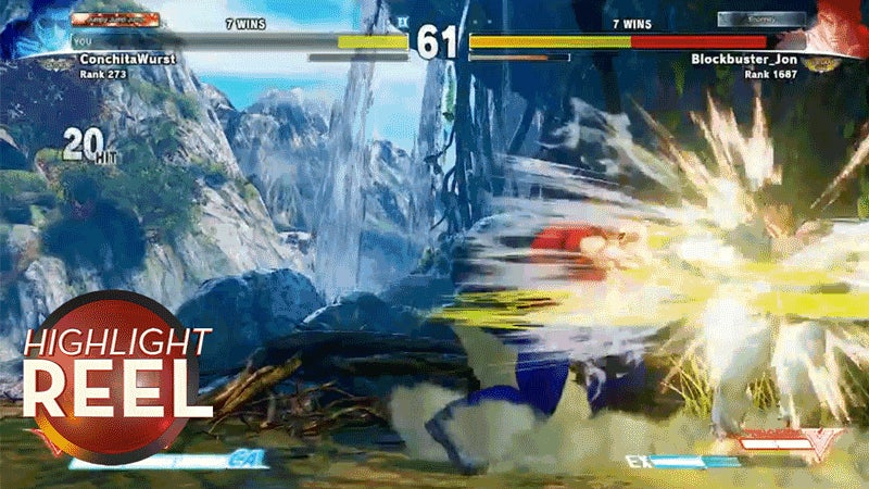 Pro Player Shows The Power Of Guile
