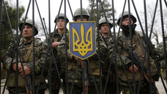 Ukraine Is Now Being Hit by Cyberattacks
