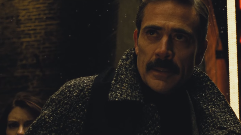 Even Alfred Has to Be Grim and Gritty in Batman v Superman