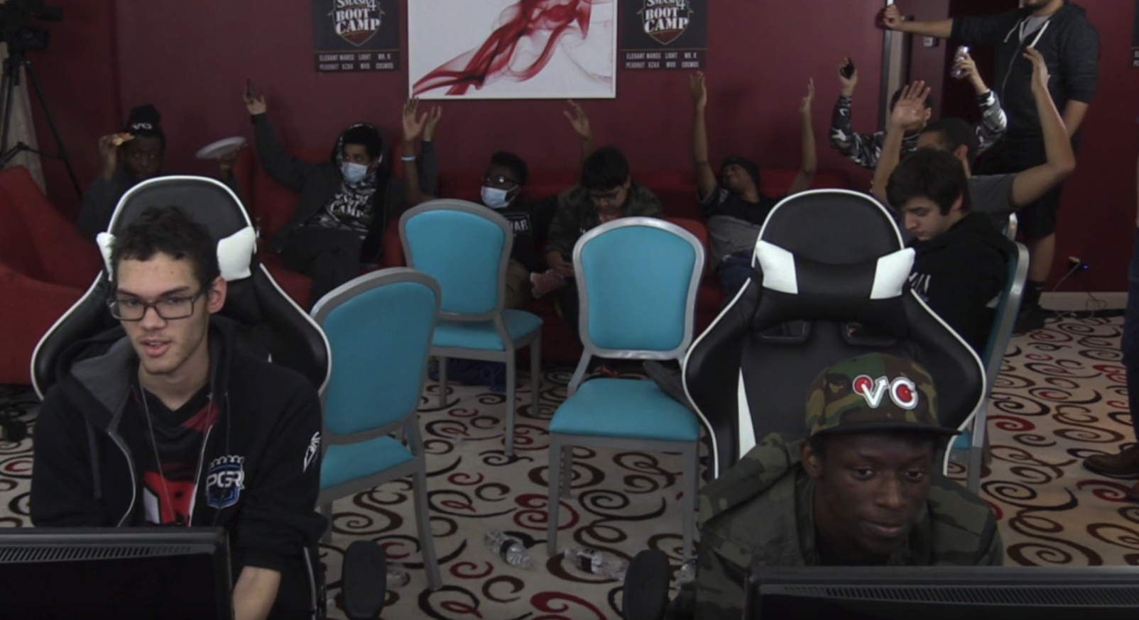 Smash 4's Top Bayonetta Player Shortcircuited The Weekend's Tournament