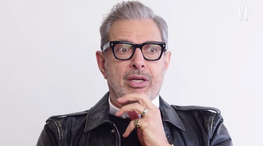 Jeff Goldblum Reveals There Was Almost A Version Of The Jurassic Park Script Without Dr Ian Malcolm