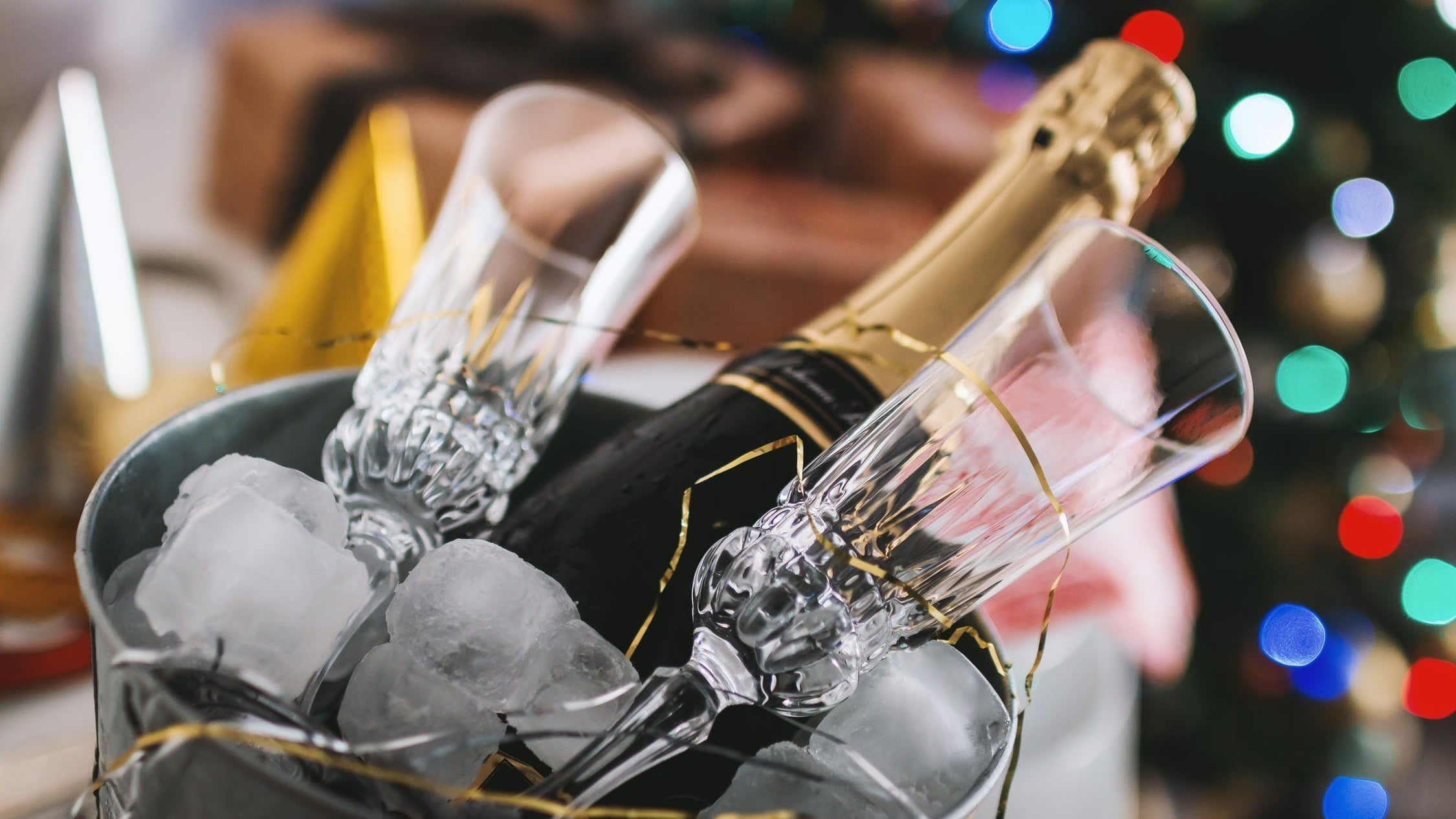 Don't Store Your Leftover Champagne In The Fridge