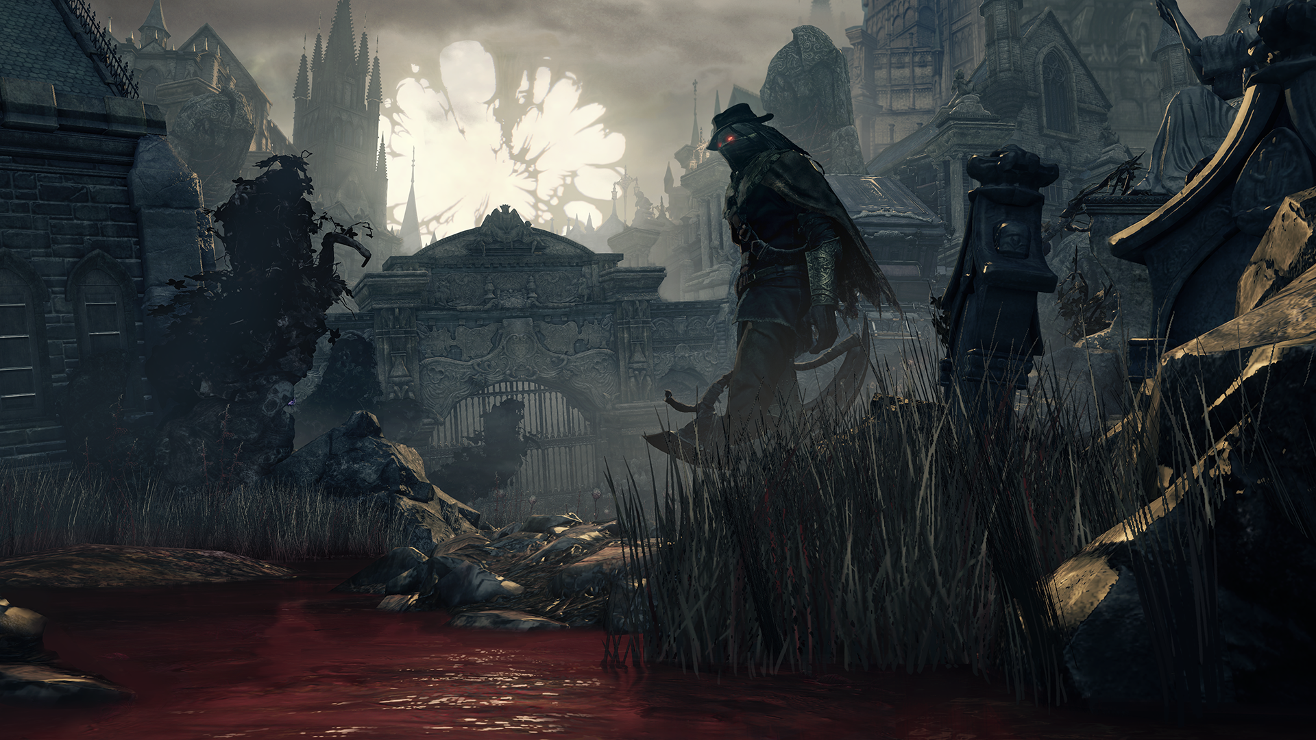 Bloodborne Servers Back Online After Unexplained Downtime