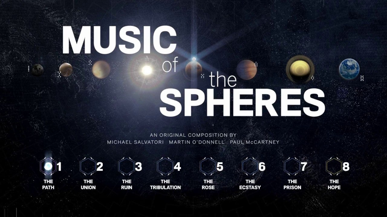 Four Years Later, Destiny's'Music Of The Spheres' Has Leaked