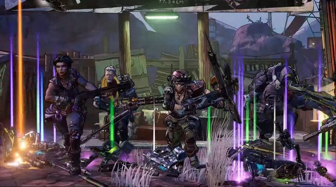 A Lot Of Work Went Into Creating Over 5,000 Gun Sounds For Borderlands 3